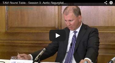 Session 3: Aortic Regurgitation After TAVI