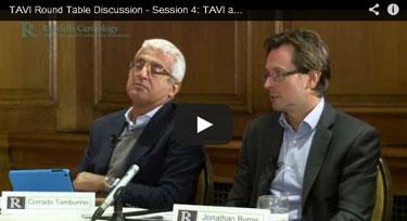 Session 4: TAVI and Coronary Artery Disease